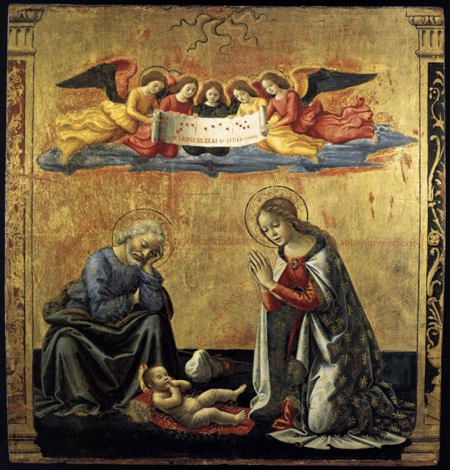 Viešpaties gimimas